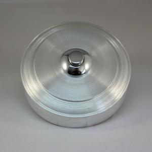 sonnette ALU D75 bouton chrome