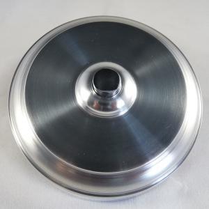 sonnette ALU poli D75 bouton chrome